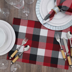 6355 Plaid Placemat