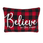 6623 Believe in the Season Pillow