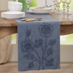 683 Stone Washed Floral Runner