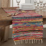 7114 Multi-Colored Chindi Runner