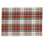 8051 plaid placemat