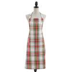 8051 Plaid Apron