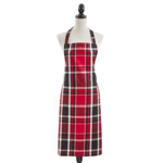 8052 Plaid Apron