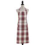 8053 Plaid Apron