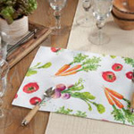 8919 Veggies Placemat