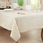 9002 Embroidered Tablecloth