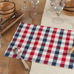 9023 Gingham Check Placemat