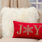9053 Beaded Joy Pillow