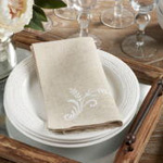 9521 Embroidered Napkin