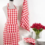 1029 gingham towel