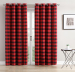 C5026 Buffalo Plaid Curtain