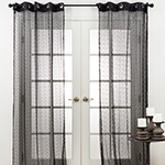 C977 Knitted Net Curtain