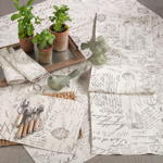 0044 printed tablecloth