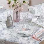 1162 toile floral placemat