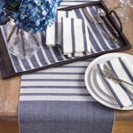 1834 striped placemat