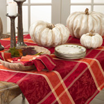 3005 plaid design napkins