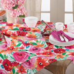 3233 Santa Monica Floral Tablecloth