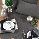 4218 tweed placemat