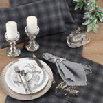 4318 plaid placemat