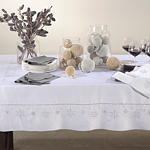 5282 ice crystal tablecloths