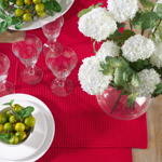 6012 chunky woven placemats