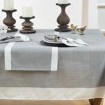 712 banded border tablecloth
