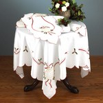 8532 christmas holly runner
