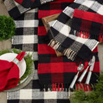 9027 Buffalo Plaid Chindi Runner