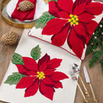 9711 poinsettia runner