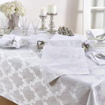 DM888 damask tablecloth