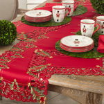 QX227 christmas tree placemats