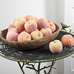FF206 Faux Peach [Set of 6 in a Net Bag]