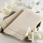 512 plain hemstitch guest towel