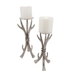 HA155 Antler Candle Holder