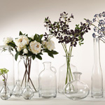 HA105 glass vase