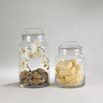 HA425 glass jar