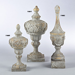 HA442 Antique Finial