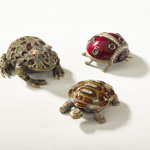 HA449 decorative turtle box