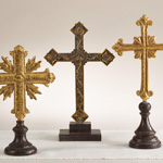 HA530 decorative cross accent