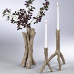 HA471 branch candle holder