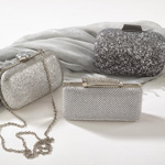 HB040 sparkling design evening bags