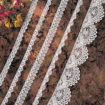Y1962 cluny lace by yard