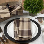 4077 Plaid Placemat