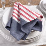 8027 striped napkin