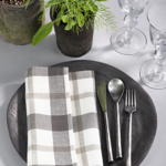 8050 plaid napkin