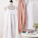NG982 embroidered nightgown