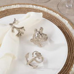 NR783 turtle napkin ring
