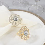 NR420 jewel napkin ring