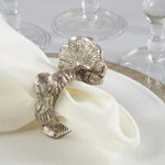 NR902 turkey napkin ring