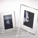 PF105 crystal photo frame